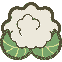 harvested plant icon